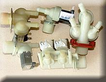 Клапаны электромагнитные для стиральных машин в Киеве, Украина
